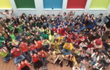 Színes Szerda a MOA Magán Általános Iskolában